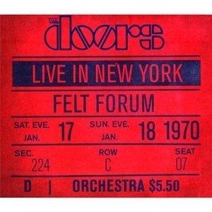 Live In New York (Boxset) album cover