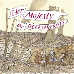 Her Majesty the Decemberists album cover