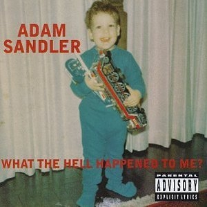 What The Hell Happened To Me album cover