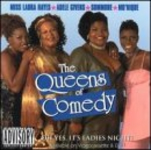 The Queens Of Comedy album cover