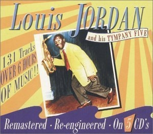 Louis Jordan And His Tympany Five album cover