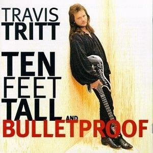 Ten Feet Tall And Bulletproof album cover