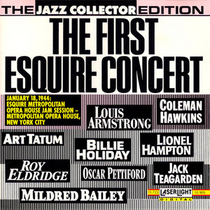 The First Esquire Concert: The Jazz Coll... album cover