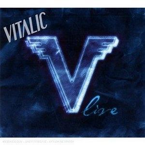 V Live album cover