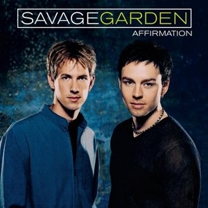 Affirmation album cover
