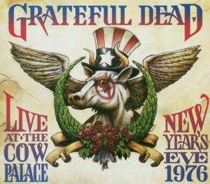 Live at the Cow Palace: New Years Eve 1976 album cover
