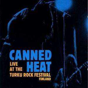 Live At The Turku Rock Festival album cover