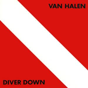 Diver Down album cover