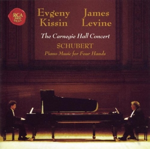 The Carnegie Hall Concert album cover