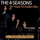 2nd Vault Of Golden Hits album cover