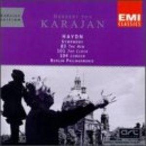 Haydn: Symphonies Nos.83, 101 & 104 album cover