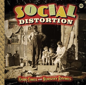 Hard Times And Nursery Rhymes album cover