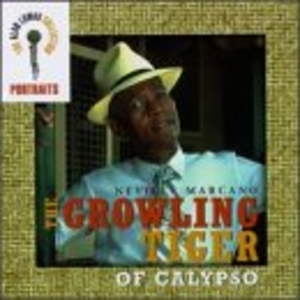 The Growling Tiger Of Calypso-The Alan Lomax Portait Series album cover