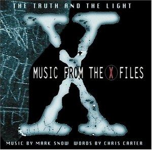 The Truth And The Light-Music From The X-Files album cover