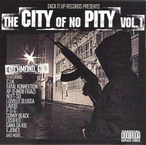 The City Of No Pity Vol.1 album cover