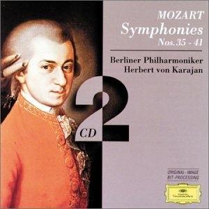 Mozart: Symphonies Nos.35-41 album cover