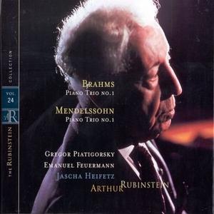 Rubinstein Collection, Vol.24 album cover