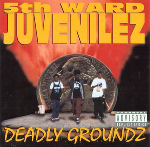 Deadly Groundz album cover