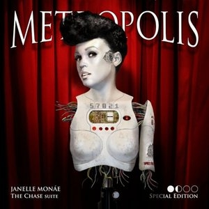 Metropolis: The Chase Suite album cover