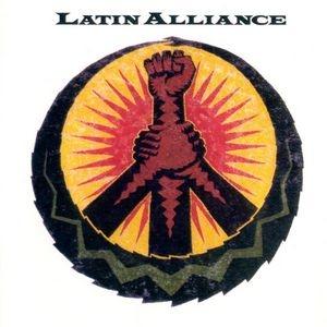 Latin Alliance album cover