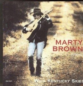 Wild Kentucky Skies album cover