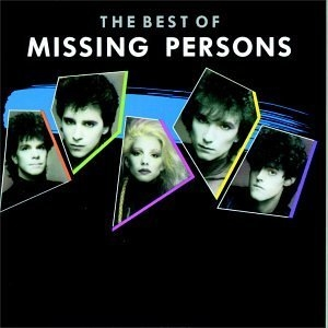 The Best Of Missing Persons album cover