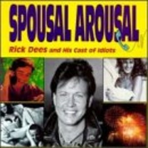 Spousal Arousal album cover