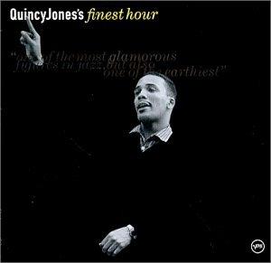 Quincy Jones's Finest Hour album cover