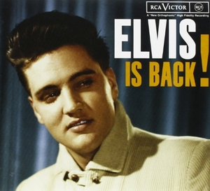 Elvis Is Back! (Legacy Edition) album cover