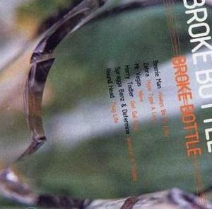 Broke Bottle album cover