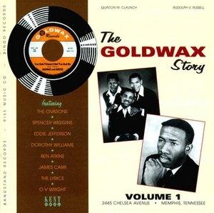 The Goldwax Story Vol.1 (Ace) album cover