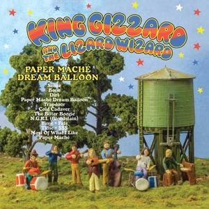 Paper Mâché Dream Balloon album cover