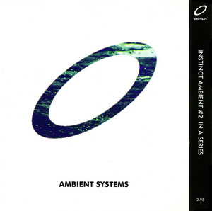 Ambient Systems: Instinct Ambient album cover