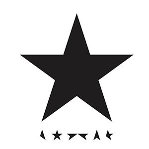 Blackstar (★) album cover