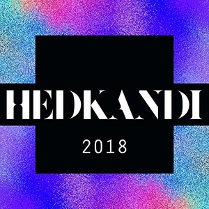Hed Kandi 2018 album cover