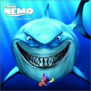 Finding Nemo  (Soundtrack) album cover