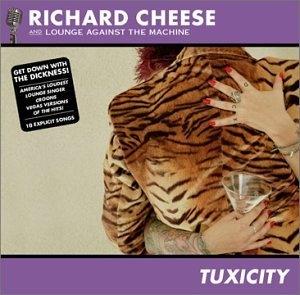 Tuxicity album cover