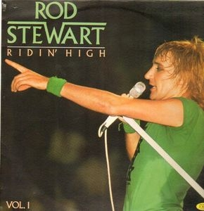 Ridin' High album cover