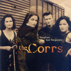 Forgiven, Not Forgotten album cover