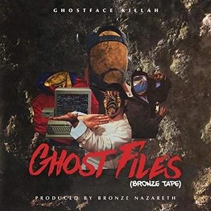 Ghost Files album cover