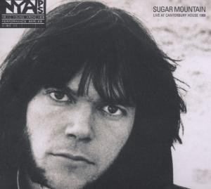 Sugar Mountain: Live At Canterbury House 1968 album cover