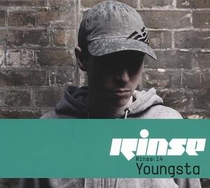 Rinse: 14 album cover