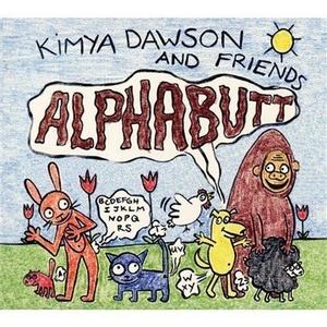 Alphabutt album cover