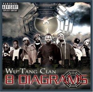 8 Diagrams album cover