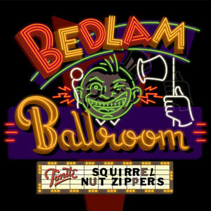 Bedlam Ballroom album cover