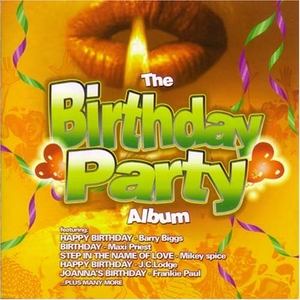 The Birthday Party Album album cover