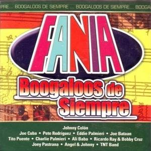 Boogaloos De Siempre: Fania album cover