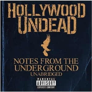 Notes From The Underground: Unabridged album cover