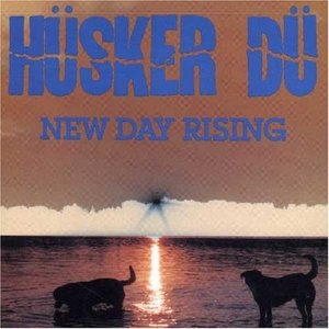 New Day Rising album cover