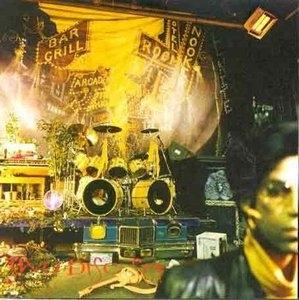 Sign 'O' The Times album cover